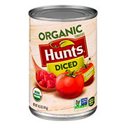 Hunt's Organic Diced Tomatoes