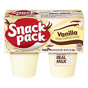 Hunt's Snack Pack Vanilla Pudding Cups