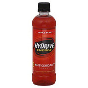 Hydrive Energy Thirst Quenching Antioxidant Formula Triple Berry Energy Drink