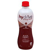 Hydrive Energy Water Black Cherry