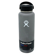 Hydro Flask Wide Mouth Flex Cap Graphite Water Bottle