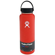 Hydro Flask Wide Mouth Flex Cap Lava Water Bottle