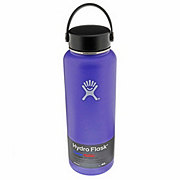 Hydro Flask Wide Mouth Flex Cap Plum Water Bottle