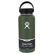 Hydro Flask Wide Mouth With Flex Cap, Olive