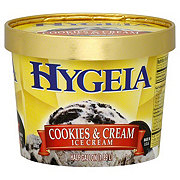 Hygeia Cookies and Cream Ice Cream