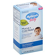 Hyland's Baby Mucus + Cold Relief
