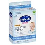 Hyland's Baby Quick-Dissolving Tiny Cold Tablets