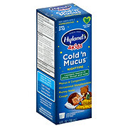 Hylands 4 Kids Cold N Mucus Nighttime