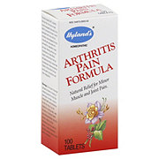 Hylands Arthritis Pain Formula Tablets