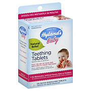 Hylands Baby Quick-Dissolving Teething Tablets