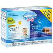 Hylands Baby Tiny Cold Tablets Day & Nighttime
