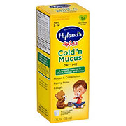 Hylands Cold N Mucus 4 Kids