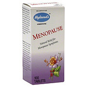 Hylands Hyland's Menopause Tablets