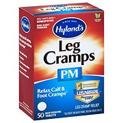 Hylands Leg Cramps With Quinine PM Nighttime Cramp Relief Tablets