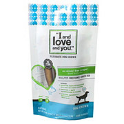 I and Love and You No Stink Free Range Bully Stick Dog Chew