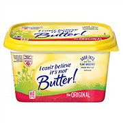 I Can't Believe It's Not Butter! 58% Original Vegetable Oil Spread