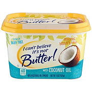 I Can't Believe It's Not Butter Dairy Free with Coconut Oil Spread