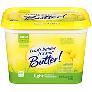 I Can't Believe It's Not Butter Light Vegetable Oil Spread