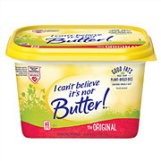 I Can't Believe It's Not Butter Original Vegetable Oil Spread