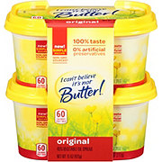 I Can't Believe It's Not Butter Original Vegetable Oil Spread Tub