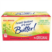I Can't Believe It's Not Butter Original Vegetable Oil Sticks
