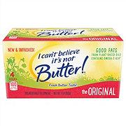 I Can't Believe It's Not Butter Original Vegetable Oil Sticks