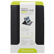 I Essentials Universal Black Folio 9 to 10 Inch Tablet Case