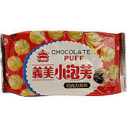 I Mei Chocolate Puff