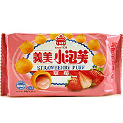 I Mei Strawberry Puff