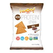 i won Organics Protein Chips BBQ
