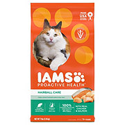 Iams Adult Hairball Care Cat Food