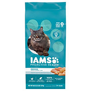 Iams Indoor Cat Food Weight & Hairball Care