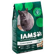 Iams Lively Senior Cat Food