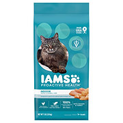 Iams ProActive Health Adult Indoor Weight & Hairball Care Cat Food
