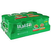Iams ProActive Health Beef and Chicken, 12 ct