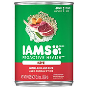 Iams Proactive Health Ground Dinner Dog Food With Lamb & Rice