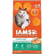 Iams ProActive Health Hairball Care Adult Cat Food