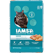 Iams Proactive Health Indoor Weight Hairball Care Cat Food