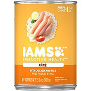 Iams ProActive Health Pate Chicken & Rice Wet Puppy Dog Food