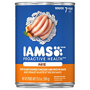 Iams ProActive Health Pate Slow Cooked Chicken & Rice Wet Dog Food