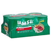 Iams Proactive Health Premium Dog Food Lamb and Rice Multi-Pack 13.2 oz Cans