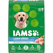 Iams ProActive Health Premium Large Breed (Dogs 50+ lb) Adult 1-5 Years Dog Nutrition