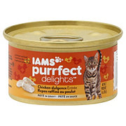 Iams Purrfect Delights Chicken Dulgence Cat Food