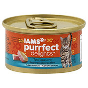 Iams Purrfect Delights Tuna Topis Cat Food