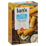 Ian's Gluten Free Fish Sticks Family Pack