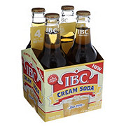 IBC Cream Soda 12 oz Bottles