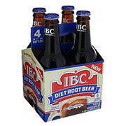 IBC Diet Root Beer 12 oz Bottles