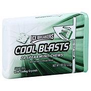 Ice Breakers Coolblast Spearmint Chews