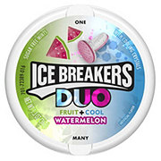 Ice Breakers Duo Mints, Watermelon
