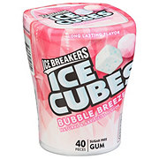 Ice Breakers Ice Cubes Bubble Breeze Sugar Free Gum